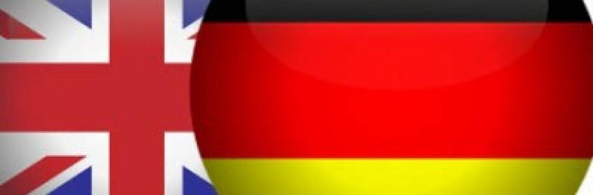 Anglès, Science i Alemany